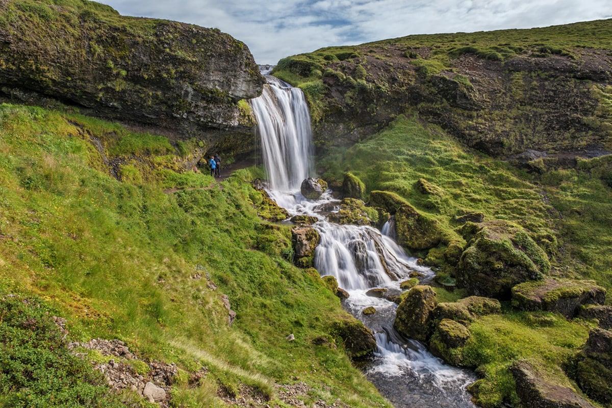 """Sheep's Waterfall"""