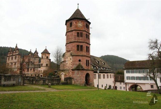 Klosteranlage Zavelstein und Hirsau