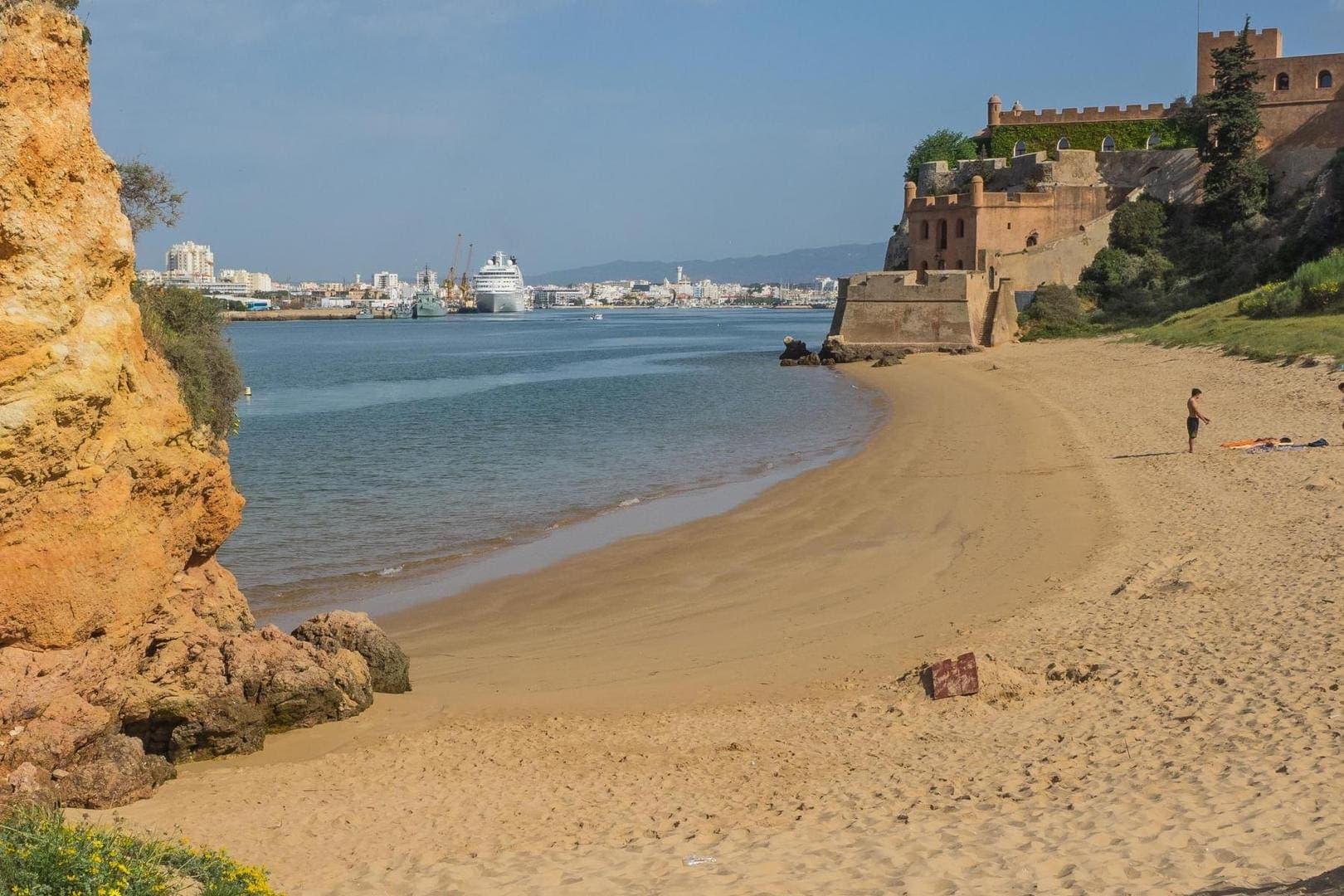 Maurische Festung bei Portimao