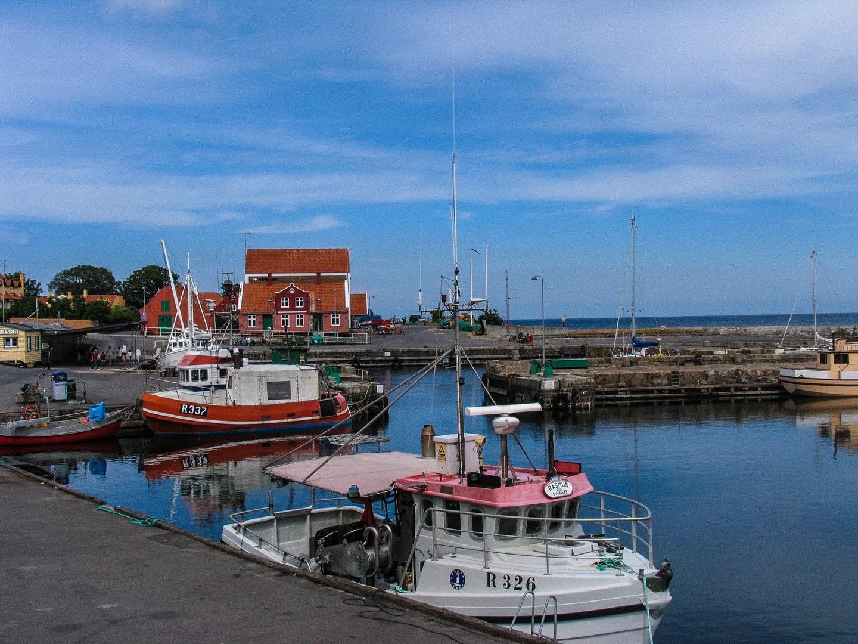 Die schöne Insel Bornholm