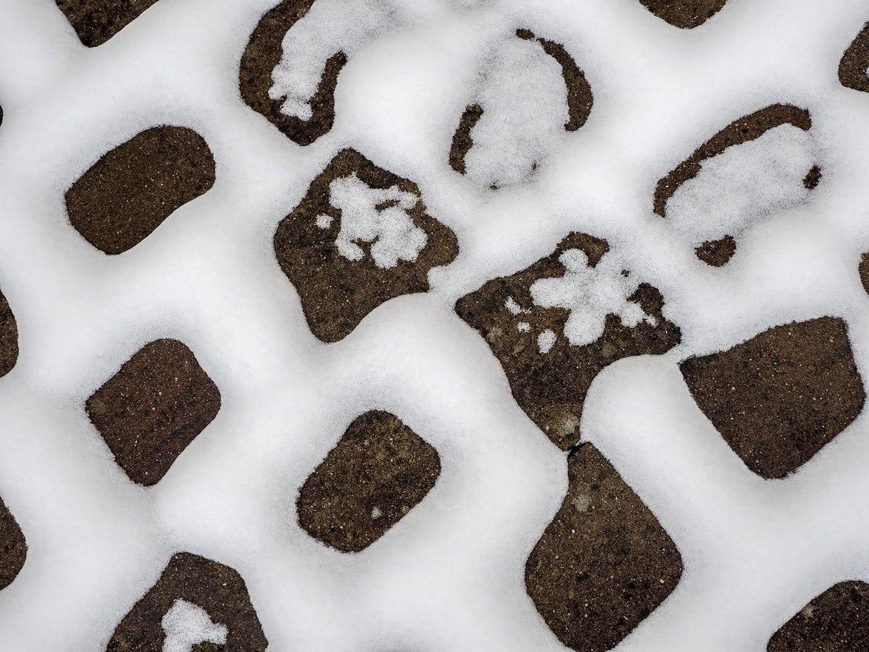 Der Winter verabschiedet sich künstlerisch - oder Reutlingens dokumenta