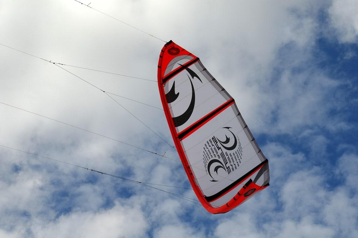 Kiten und Surfen - Herbstsportarten