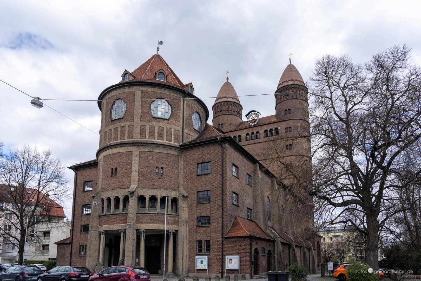 Jugendstil 1: Pauluskirche