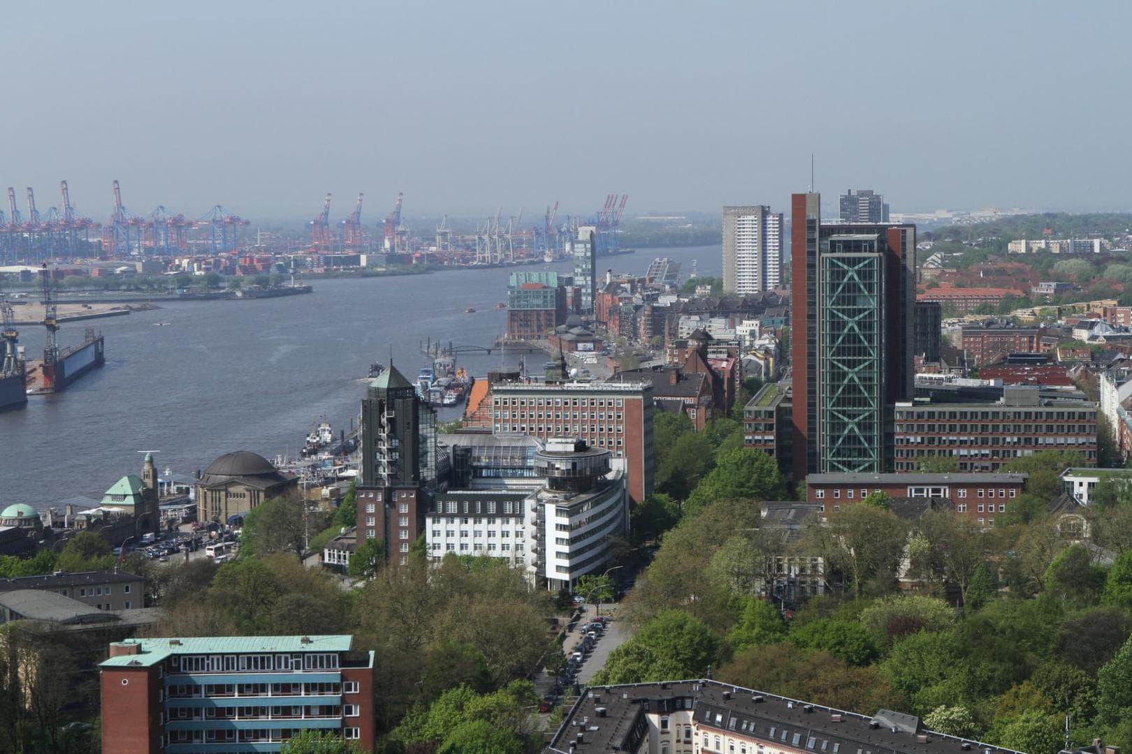 Hamburg - das Tor zur Welt