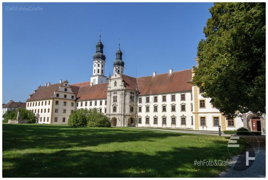 Barocke Klosteranlage Obermarchtal