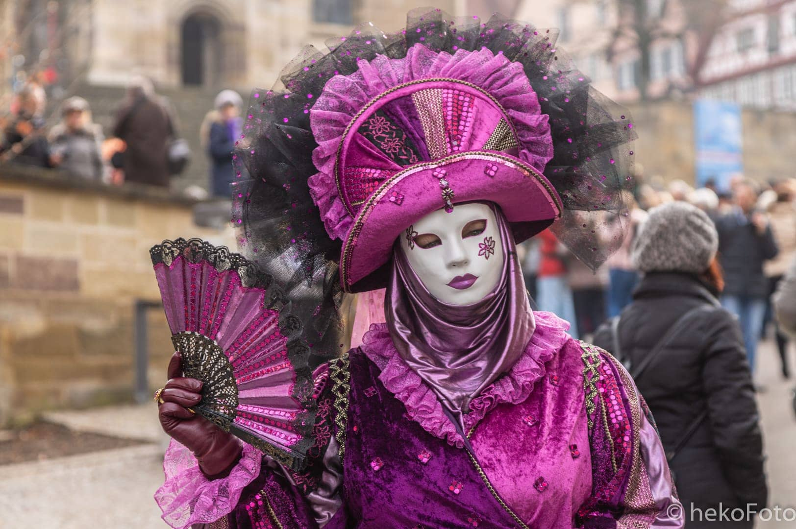 Hallia Venezia - der besondere Karneval in Schwäbisch Hall