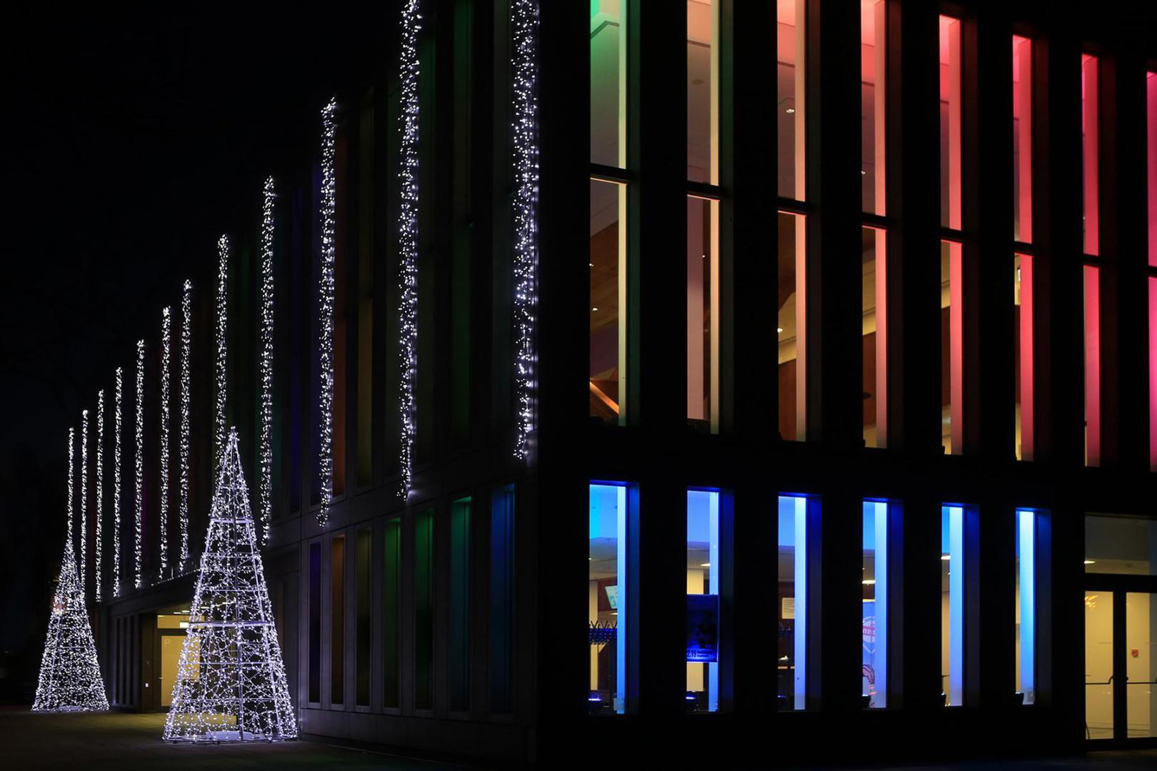 Reutlingen leuchtet und Weihnachten naht
