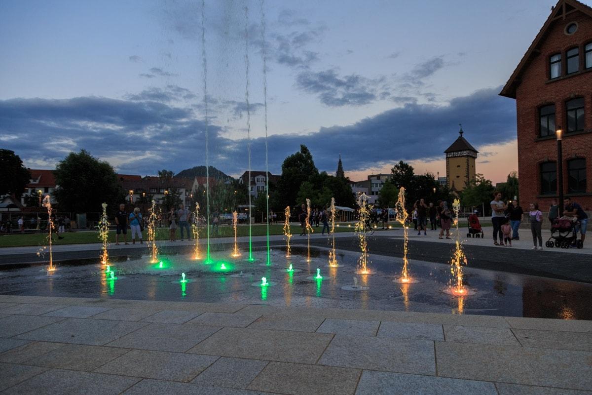 Reutlinger Brunnen am Kulturplatz
