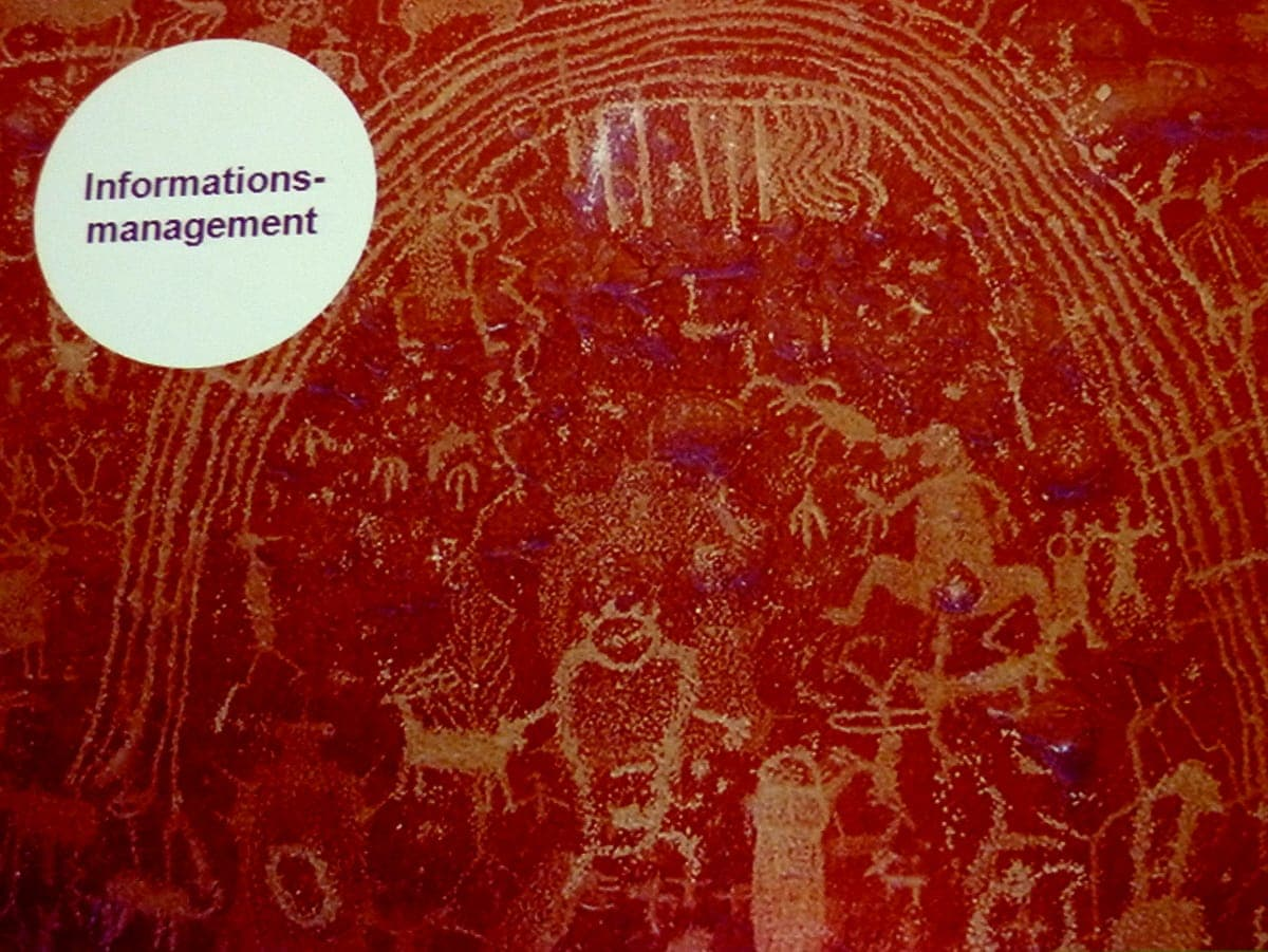 Informationsmanagement anno 5000 v. Chr.