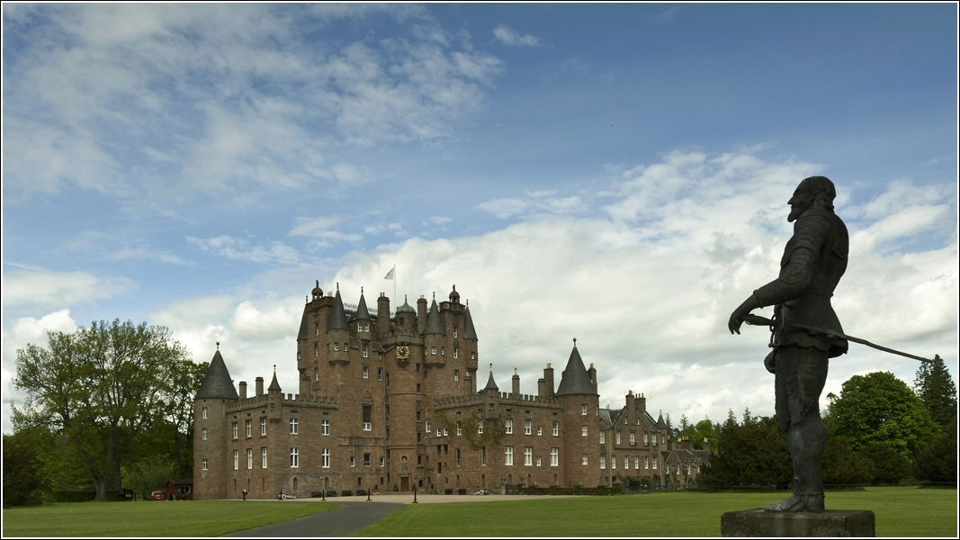 Schottlands Castles