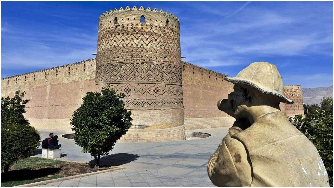 Zitadelle, Shiraz