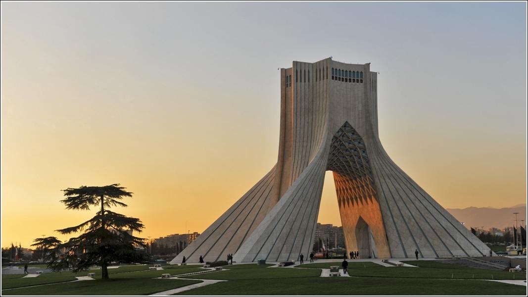 Azadi- Monument, Teheran