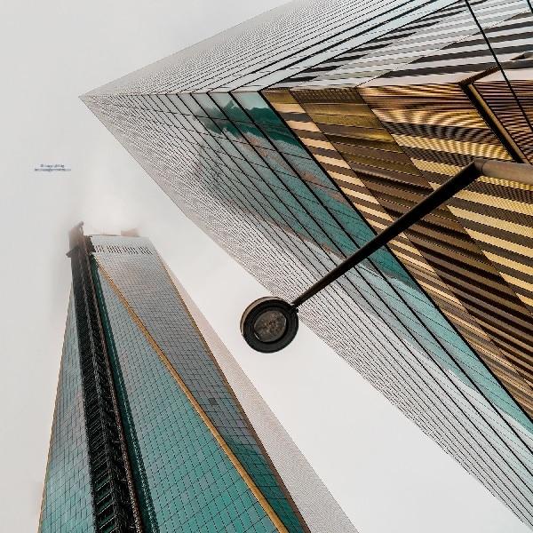 One World Trade Center (hier standen früher die Türme)