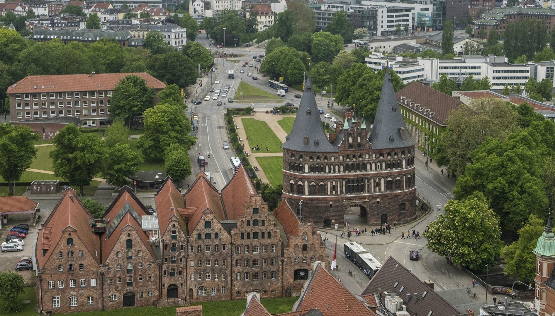 Mein Ausflug nach Lübeck und Travemünde