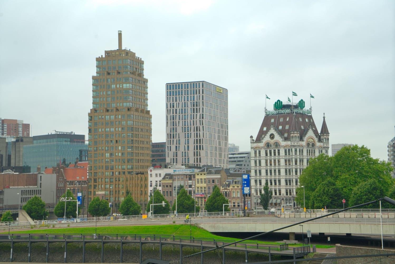 Impressionen aus Rotterdam
